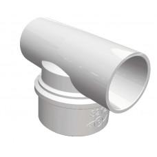 Tee Bull Nose 25 mm X 40 mm X 25 mm