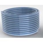 Air Hose (CLEAR)  10mm X 100 metre roll