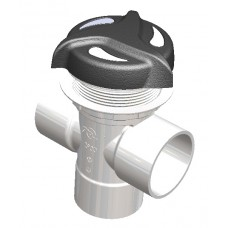 Diverter Valve 50 mm-Sea Breeze-SS