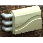 Pro-Tec Spa Bath Pump Cover - LH3P  (Pre Cut for 3 Pipes Left Hand Mount)